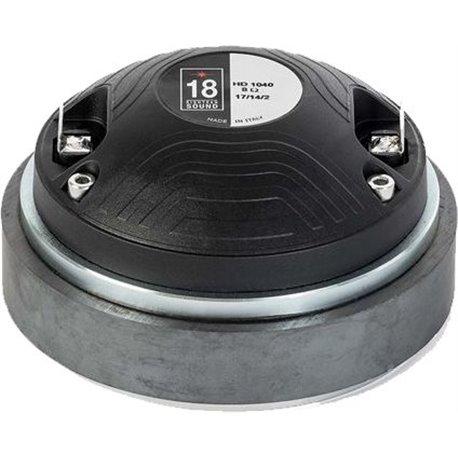Driver Eighteen Sound HD1040 de 40 watts AES