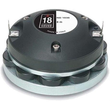 Driver Eighteen Sound ND1030 de 30 watts AES imán de neodimio