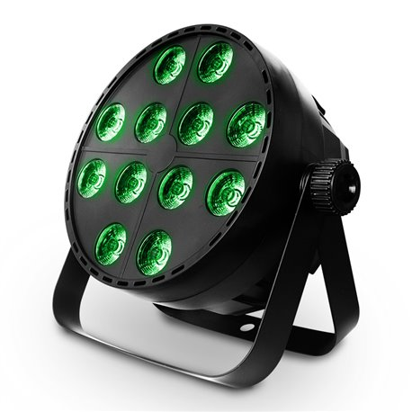 PAR Alien 12X10W RGBW 4 colores en 1 LED