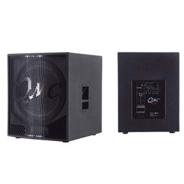 Subwoofer amplificado QMC-680 (600+80W) Mp3 y Bluetooth