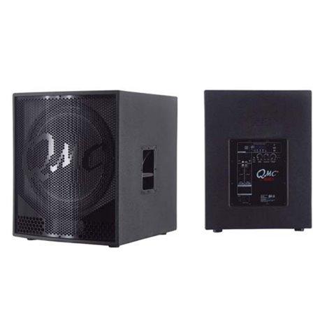Subwoofer amplificado QMC-680 (600+80W) Mp3 y Bluetooth