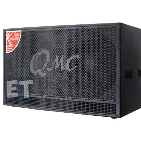 """Subwoofer pasivo de doble bocina de 18"""" pulgadas QMC-2000P de 2,000 watts"""
