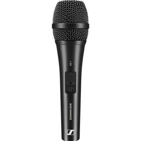 Micrófono vocal de mano Sennheiser XS 1 para cantantes y presentadores