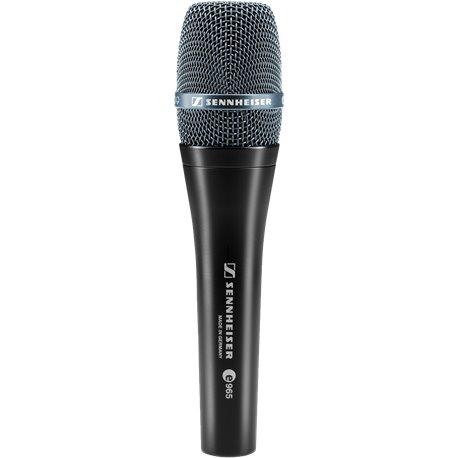 Micrófono Vocal Sennheiser e 965 ideal para voz principal