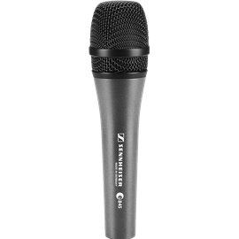 Micrófono de mano vocal Sennheiser e 845