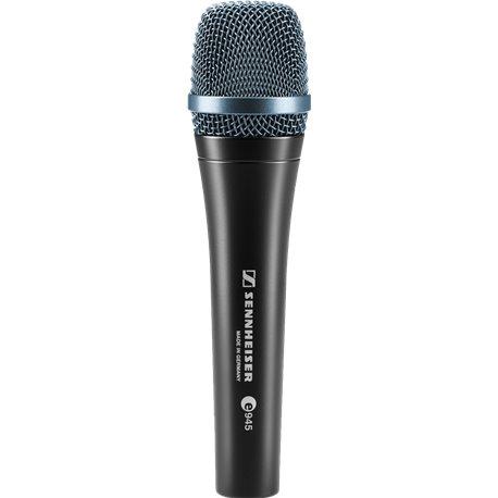Micrófono Sennheiser e 945 para vocalista