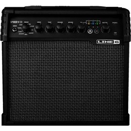 Amplificador para guitarra eléctrica Line 6 Spider V 20 de 20 watts