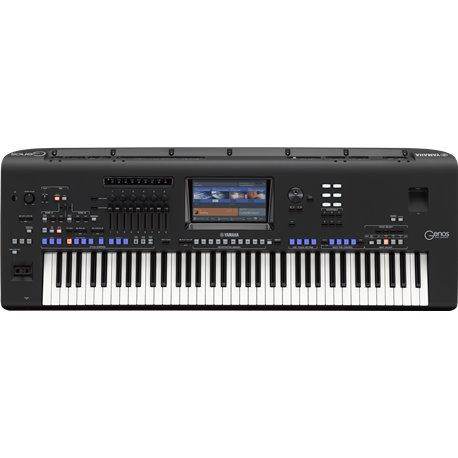 Teclado portátil profesional Workstation Yamaha Genos