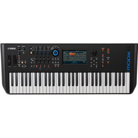 Sintetizador Yamaha MODX6 de 61 teclas