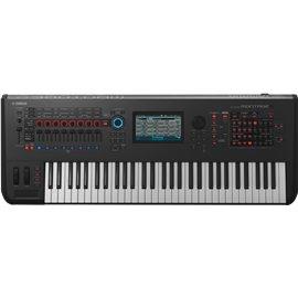 Sintetizador Workstation profesional Yamaha Montage 6 de 61 teclas
