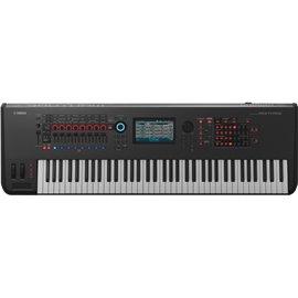 Sintetizador Workstation profesional Yamaha Montage 7 de 76 teclas