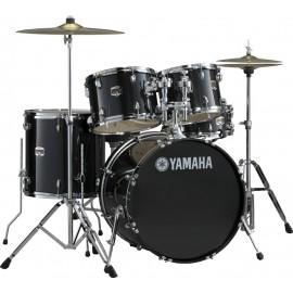 Batería Acústica Yamaha GIGMAKER Color negra