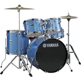 Batería Acústica Yamaha GIGMAKER Color Azul