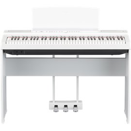 Piano Digital portátil Yamaha P-121 incluye base y pedalera
