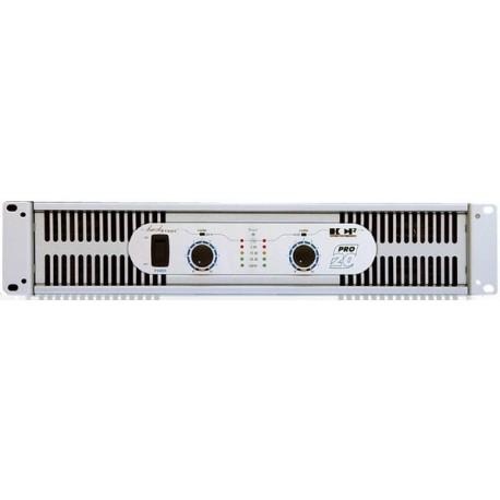 Amplificador de audio Backstage HCFPRO 20