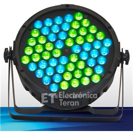 PAR60 PIX Superbright 60 LED´s de 3 watts RGB