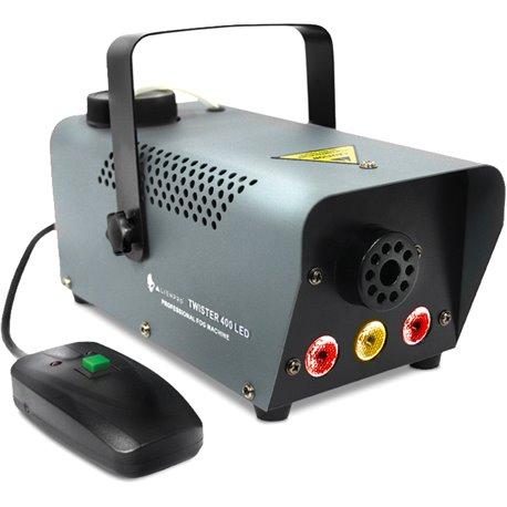 Máquina de Humo Twister 400 FIRE LED Alien