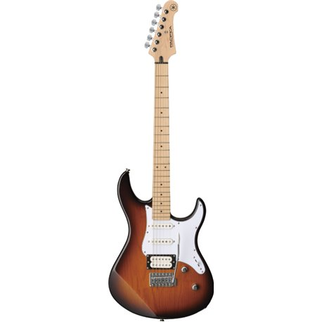 Guitarra Eléctrica Yamaha Pacifica PAC112VMTBS Tobacco Brown Sunburst