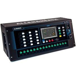 Mezcladora digital de audio Allen & Heat QU-PAC de 16 canales