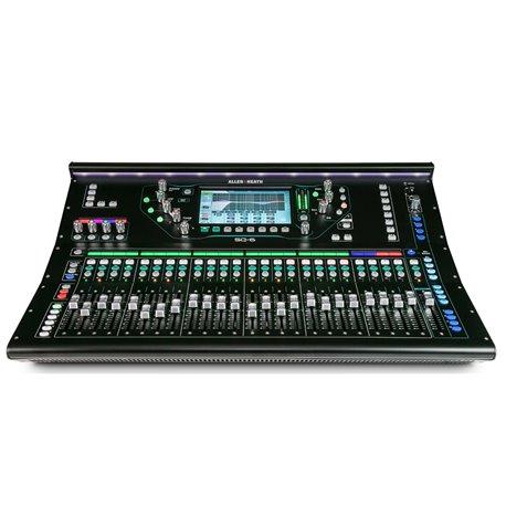 Mezcladora digital de audio Allen & Heat SQ-6 de 24 canales