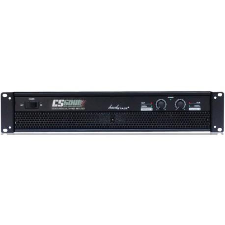 Amplificador Backstage CS-6000
