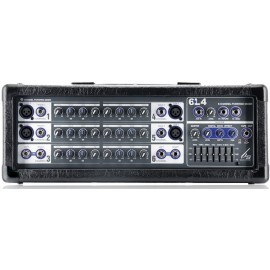 Consola amplificada Backstage 6L4USB