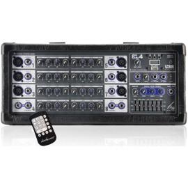 Consola amplificada Backstage 8L4USB
