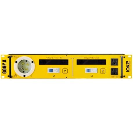 Centro de carga Gorila 10k2
