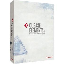 Software Cubase Elements 6 Sistema de Producción Musica Personal