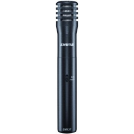 Micrófono Shure SM137-LC