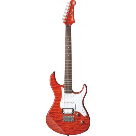 Guitarra Eléctrica Yamaha Pacifica PAC212VQM Caramel Brown