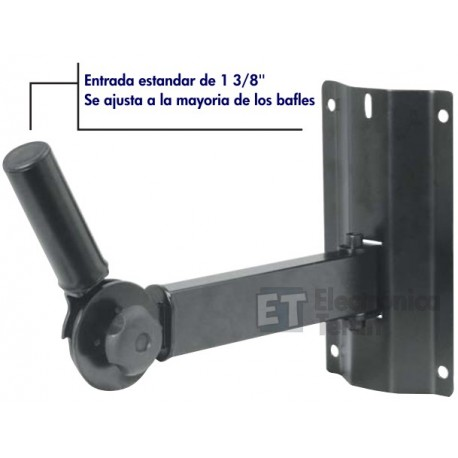 Soporte de pared para bafle On-stage Stands SS7322B