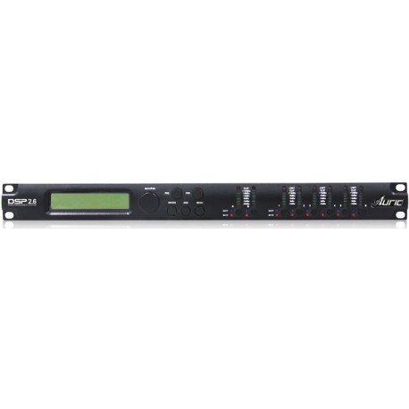 Procesador de Audio Auric DSP 2.6