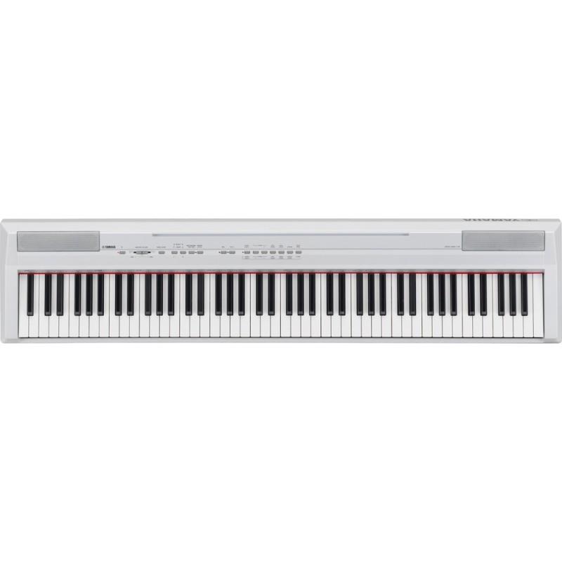 piano digital yamaha p 115wh blanco electr nica teran tienda en l nea de audio instrumentos. Black Bedroom Furniture Sets. Home Design Ideas