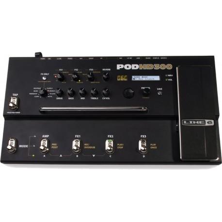 Pedal de efectos Line 6 PODHD300