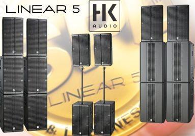 HK Linear 5